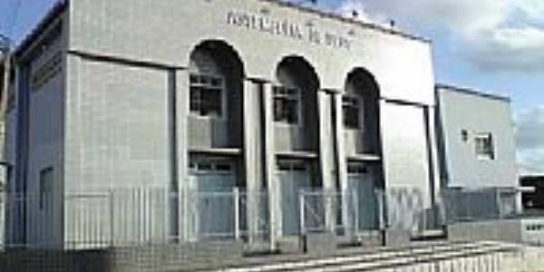 Igreja da Assembl�ia de Deus em Camela-PE-Foto:jonas lima alves