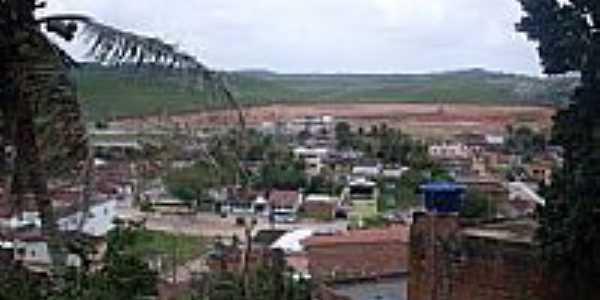 Vista da cidade de Camela-PE-Foto:viktorcampos