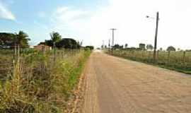 Cajarana - Estrada em área rural-Foto:rui-cardozo