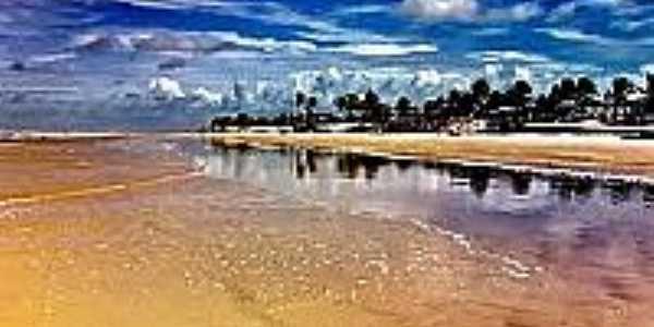 Praia de Catu de Abrantes-Foto:flickriver.