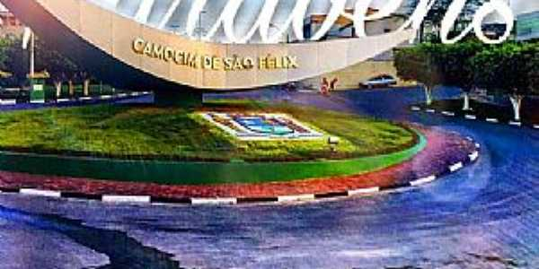 Imagens da cidade de Camocim de São Félix - PE