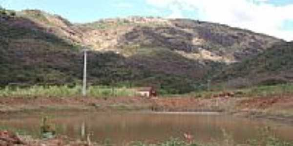 Lago na Fazenda Canaã-Foto:Luis Bruno Galvao Gu...