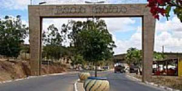 Portal da cidade de Canhotinho-PE-Foto:Elio Rocha