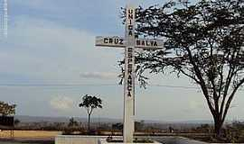 Capoeiras - Capoeiras-PE-Cruzeiro no Monumento � Frei Dami�o-Foto:Sergio Falcetti