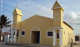 Capoeiras - Capoeiras-PE-Igreja de N.Sra.de F�tima no Distrito Riacho do Una-Foto:Sergio Falcetti