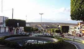 Capoeiras - Capoeiras-PE-Praça João Borrego-Foto:Sergio Falcetti