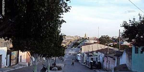 Capoeiras-PE-Avenida Principal-Foto:Sergio Falcetti