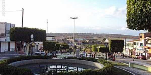 Capoeiras-PE-Praça João Borrego-Foto:Sergio Falcetti