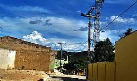 Caraíba - Caraíba-PE-Rua do Povoado-Foto:Novais Almeida
