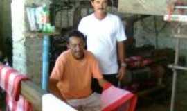 Caraibeiras - Fabricação de Tapetes 2011, Por Inácio Carvalho