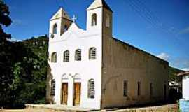 Carapotos - Igreja em Carapotos-Foto:Washington@silva