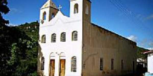 Igreja em Carapotos-Foto:Washington@silva
