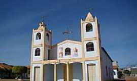 Caturama - Igreja de São Sebastião em Caturama-BA-Foto:Vicente A. Queiroz