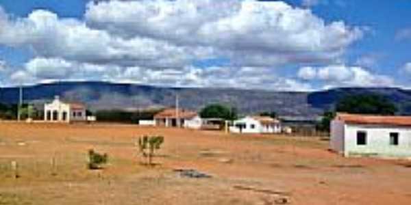 Área rural de Caturama-BA-Foto:Eduardo Cambuí Jr