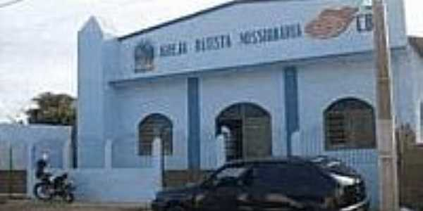 Igreja Batista-Foto:carnaiba.olx