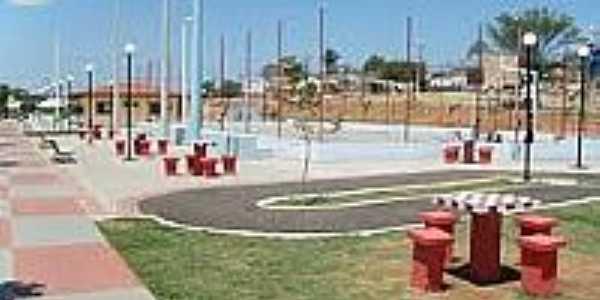 Praça de Eventos-Foto:citybrazil.uol.