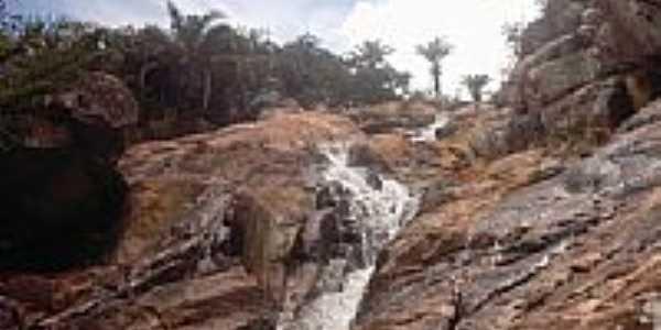 Cachoeira da Serra Umã-Foto:Marcelão_carnaubeira