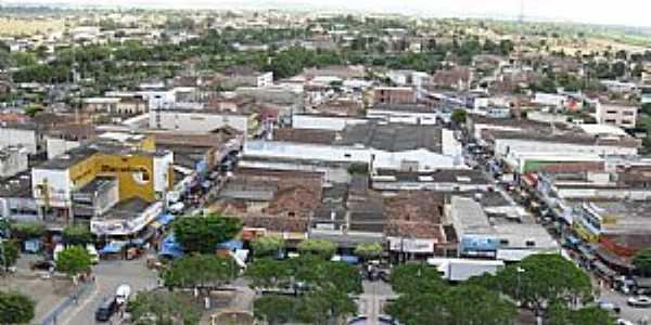 Centro da cidade de Carpina - PE  por harbartt