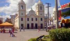Caruaru - igreja Ns� senhora da concei��o marco zero, Por ednaldo caruaru