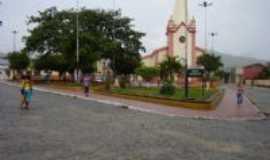 Catende - Pra�a da Igreja Cat�lica, Por Silvio Roberto de Andrade Alves