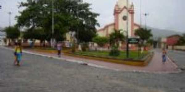 Praça da Igreja Católica, Por Silvio Roberto de Andrade Alves