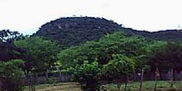 Morro do Chapéu-Foto:flavio leite