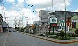 Ch� Grande - Panor�mica do centro da cidade-Foto:Mr Pedroso