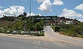 Chã Grande - Portal de entrada-Foto:Mr Pedroso