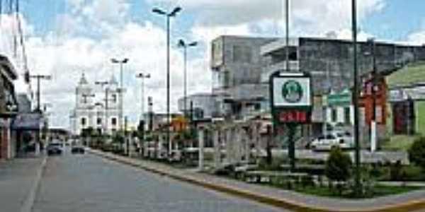 Panorâmica do centro da cidade-Foto:Mr Pedroso