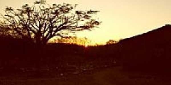 Pôr do Sol em Conceição das Crioulas-Foto:Amilton Júnior