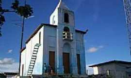 Correntes - Capela no Alto São José-Foto:Elio Rocha