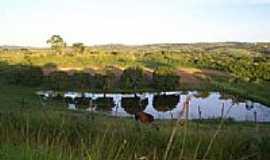 Correntes - Lago área rural-Foto:Elio Rocha