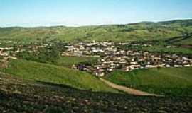 Correntes - Vista parcial da cidade-Foto:Elio Rocha