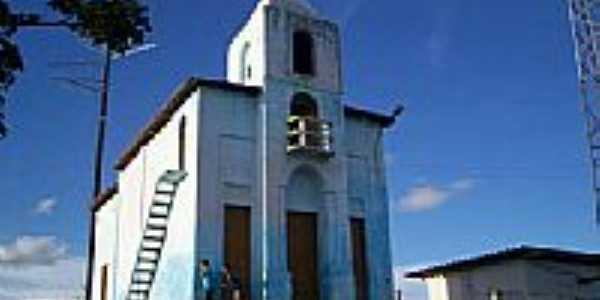 Capela no Alto São José-Foto:Elio Rocha