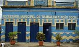Cort�s - Secretaria Municipal de Trabalho e A��o Social-Foto:jflaviocm