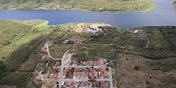 Imagens do Distrito Couro D´Antas no Município de Riacho das Almas-PE
