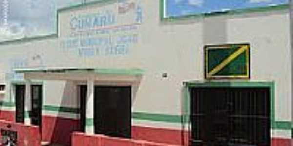 Clube Municipal Jo�o de Moura Borba em Cumaru-Foto:Sergio Falcetti