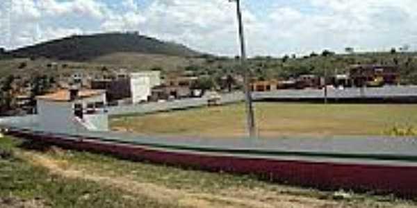 Estádio Municipal de Cumaru-Foto:Sergio Falcetti