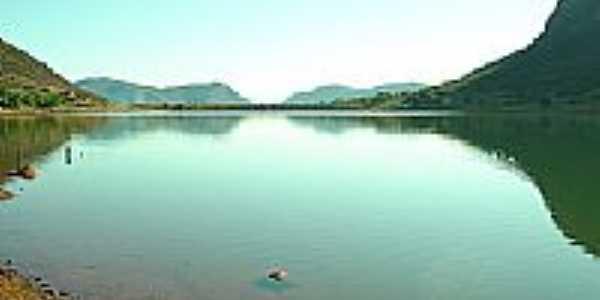 Barragem de Ceraíma por Tuliomm