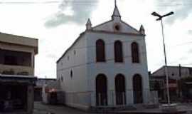 Cupira - Igreja de N.Sra.Auxiliadora em Cupira-PE-Foto:Sergio Falcetti