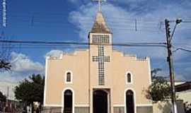 Cupira - Igreja de N.Sra.de F�tima em Cupira-PE-Foto:Sergio Falcetti