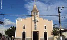 Cupira - Igreja de N.Sra.de Fátima em Cupira-PE-Foto:Sergio Falcetti