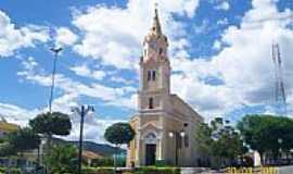 Custódia - Igreja de São José em Custódia-Foto:Wagner Genelhoud