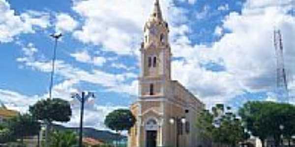 Igreja de São José em Custódia-Foto:Wagner Genelhoud