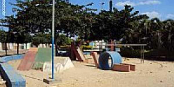 Praça Francisco Machado em Dormentes-FotoSergio Falcetti