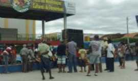Exu - Manifestação praça cultural, Por gilson oliveira de souza