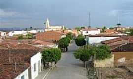 Exu - Rua Vicente Saraiva-Foto:Magno Lima