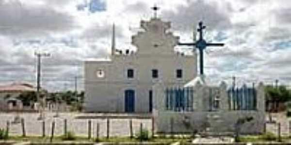 Igreja Matriz de Chorrochó-BA-Foto:guiabr.net