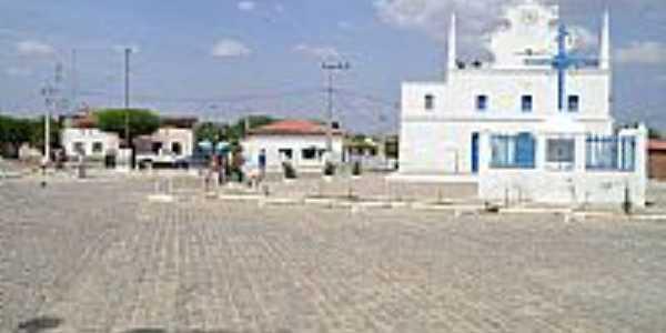Igreja Matriz de Chorrochó-BA-Foto:Paulo Nogueira Filho
