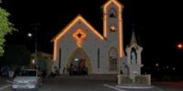 Igreja Ferreiros, Foto Noite, Por Gentil